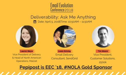 Email Evolution Conference-Email Deliverability