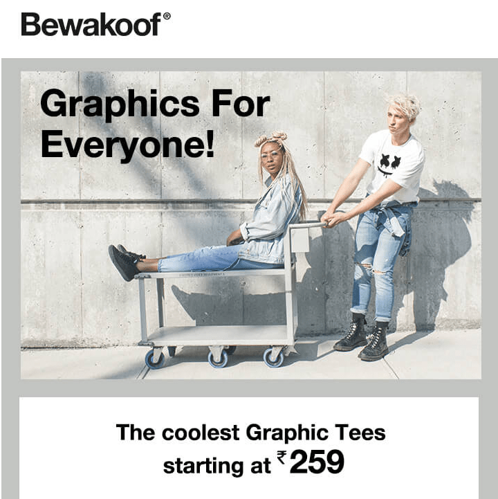 bewakoof-best-email-marketing