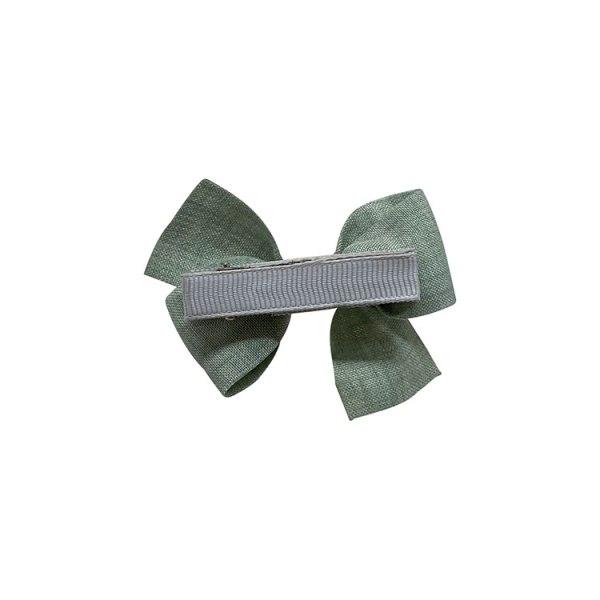 lazo mini bebe color verde