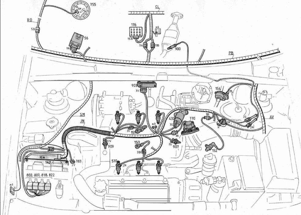 Schema Electrique C15 Diesel