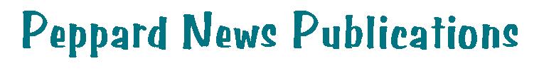 Peppard News Logo