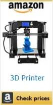 Amazon 3D Printer Anet A6 box