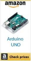 Amazon Arduino Uno box
