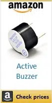 Amazon active buzzer box