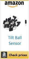 Amazon tilt ball sensor box