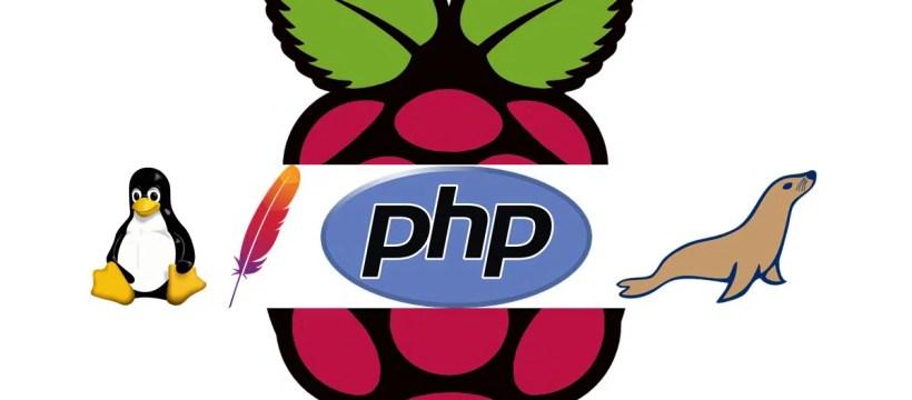 Raspberry pi LAMP server featured image