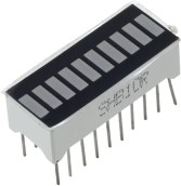 10 segment led bar image