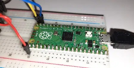 raspberry pi pico L293D dc motor details 05