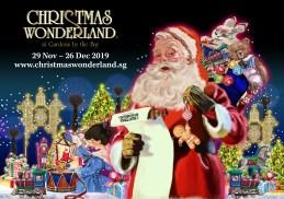 Christmas Wonderland 2019_Key Visual