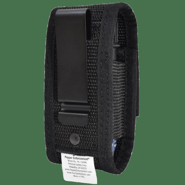 2 oz. Holster w/Clip for Pepper Enforcement® Brand Pepper Spray