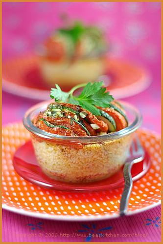 mmmm couscous