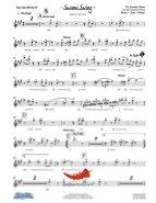 Swami Swing (Powder Blues) 4 Horn Tpt II