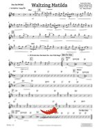 Waltzing Matilda (PepperHorn Standards) 4 Horn Bari