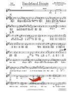 Bandstand Boogie (Barry Manilow) 6 Horn
