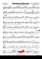 Bandstand Boogie (Les Elgart) 3 Horn