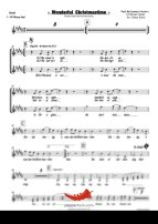 Wonderful Christmastime (Paul McCartney) 4 Horn Trumpet II