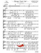 Brown Eyed Girl (Van Morrison) 4 Horn Trumpet II