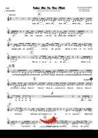 Take Me To The Pilot (Elton John) 4 Horn Trumpet II