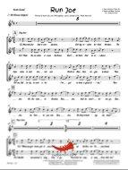 Run Joe (New Orleans Style) 5 Horn 3 Saxes