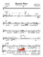 Spanish Moon (Little Feat) 5 Horn 3 Saxes