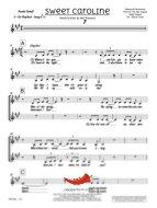 Sweet Caroline (Neil Diamond) 5 Horn 3 Saxes