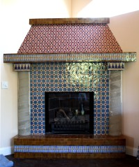 Moroccan Mosaic Complete!..Projects | PepperJack Interiors