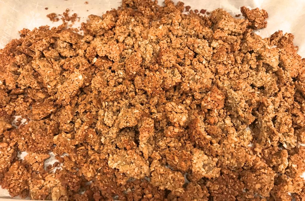 Photo of Nut-Free Paleo Granola