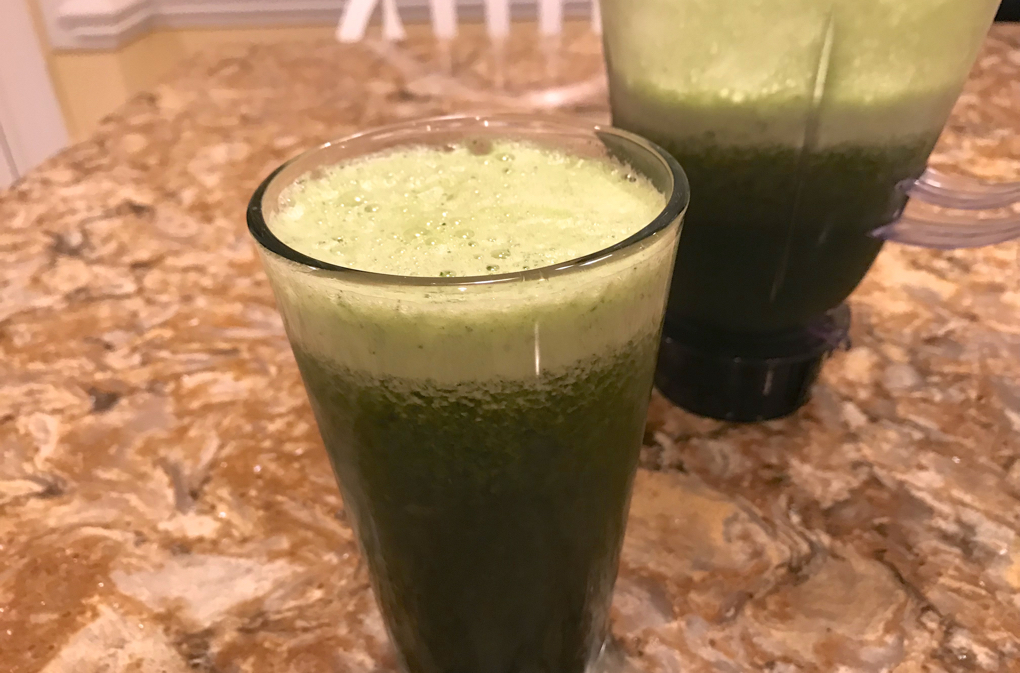 Photo of Green Smoothie