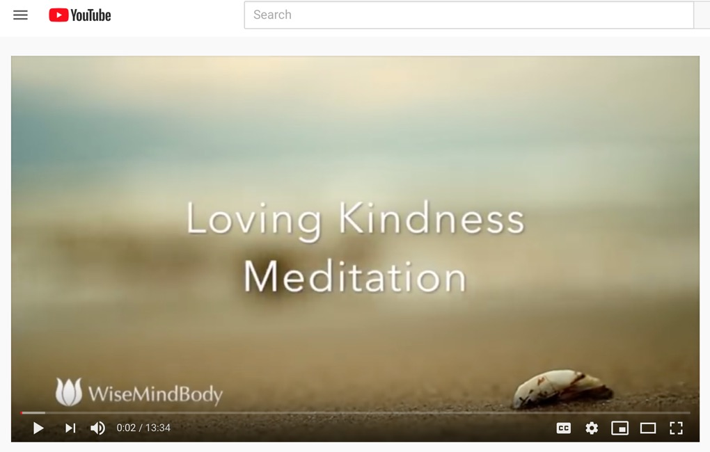 1020 - Loving Kindness