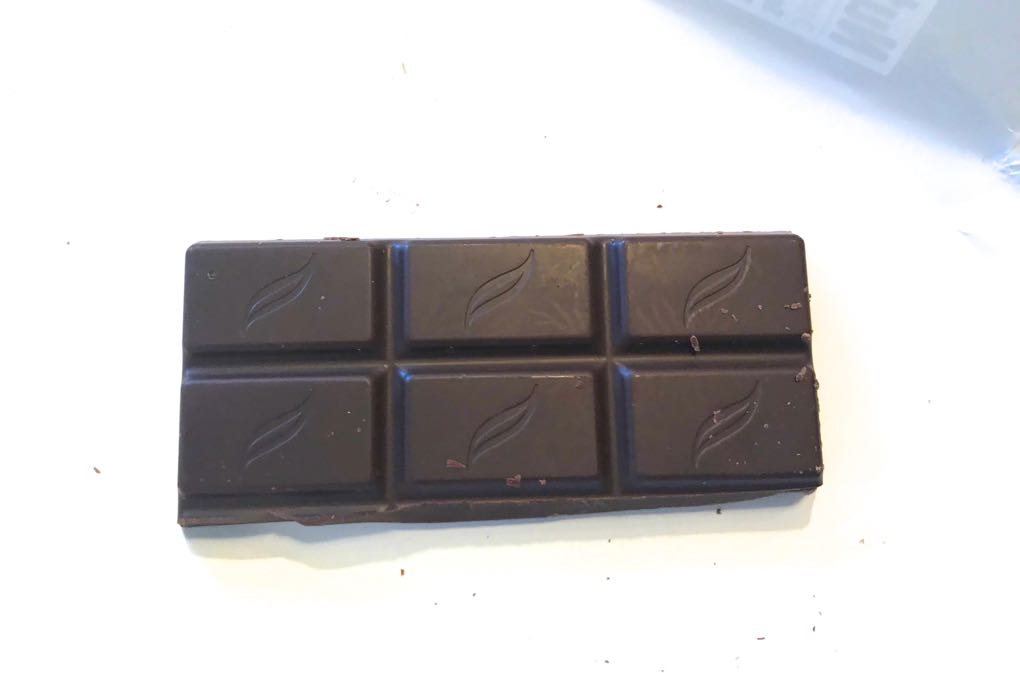1020 - photo of dark chocolate