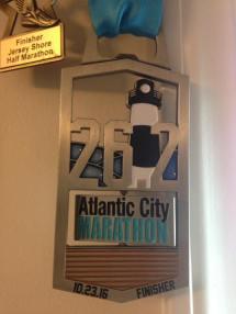 AC Marathon medal