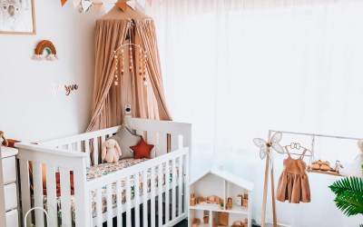 Easy Ways to Add Natural Vibes to Your Nursery