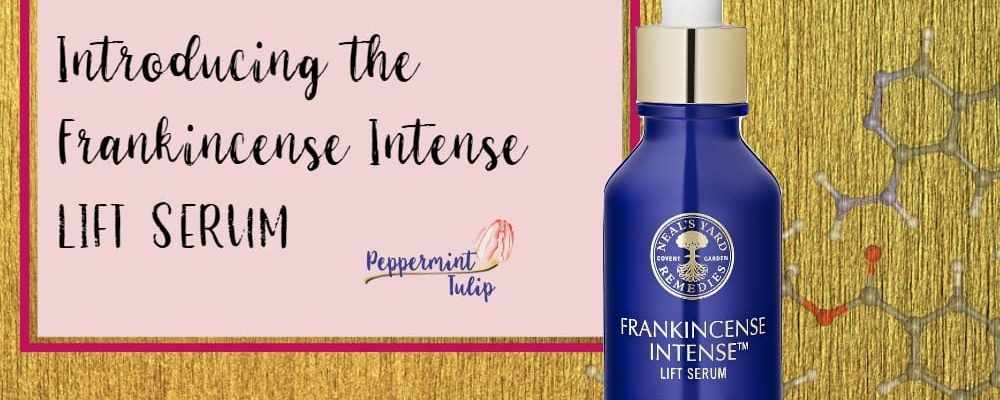 Introducing the Frankincense Intense™ Lift Serum