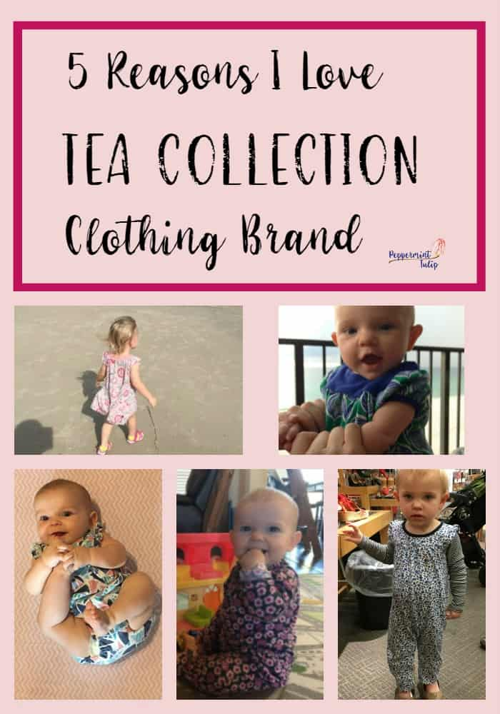Why I love Tea Collection Clothing Brand
