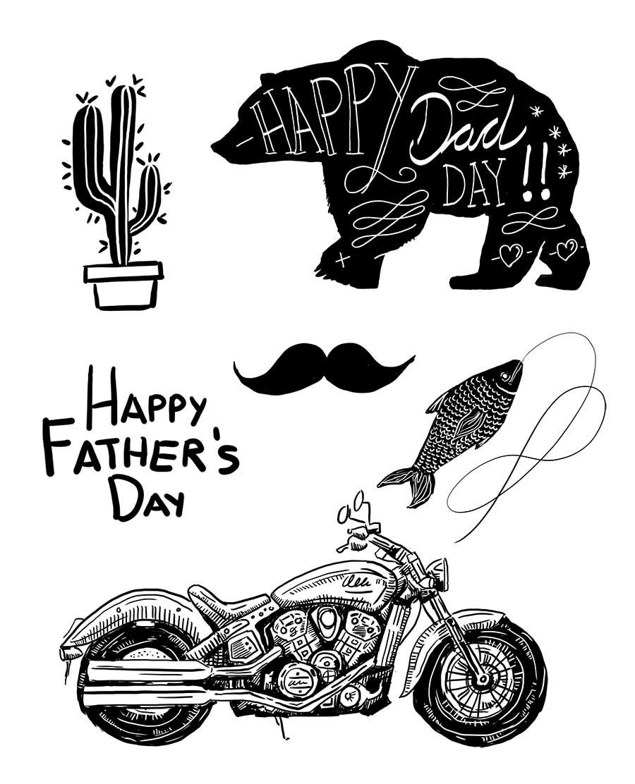 hight resolution of fatherdaycollection