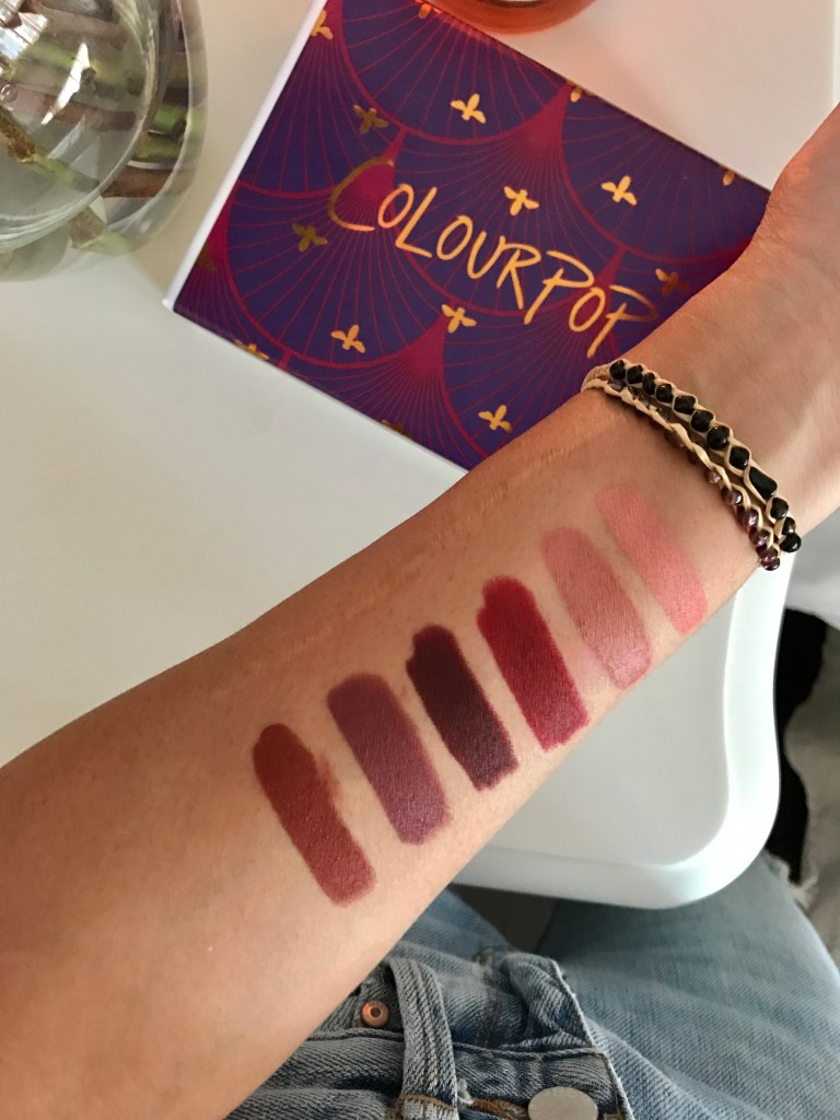 Colourpop Persuede Me lip kit