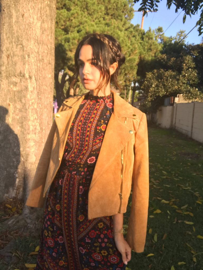BOHO FALL MAKEUP HAIR + OUTFIT | PEPPERPOUT