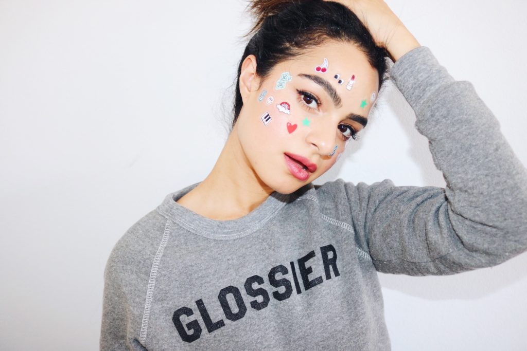 Glossier discount code