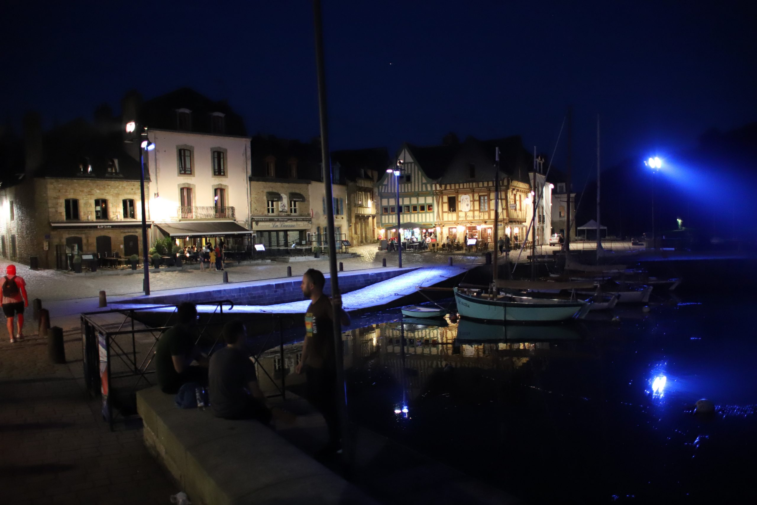 Culinary adventures in Auray, France