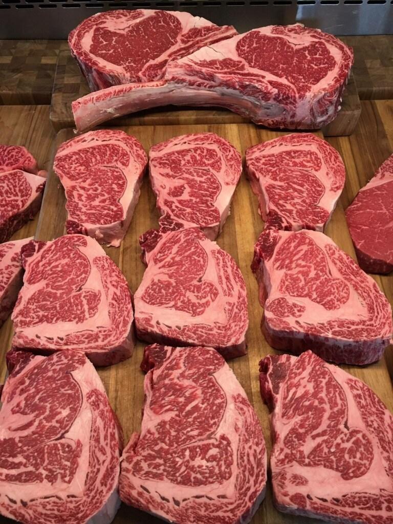Triple Crown Steak Challenge Ribeye Cuts