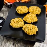 Hagrid's Pumpkin Patch Rock Cakes