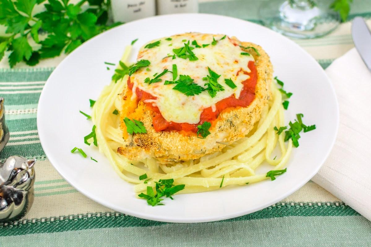Date Night Chicken Parmigiana