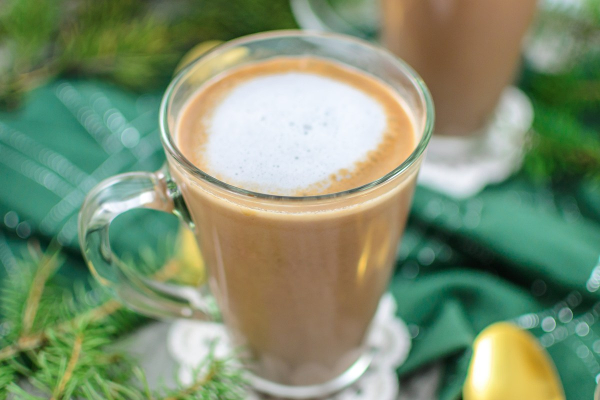 Spiked Canadian Hot Chocolate