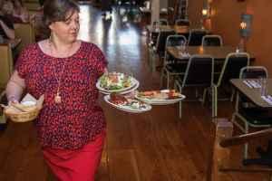 pepper sisters waitress Bellingham WA