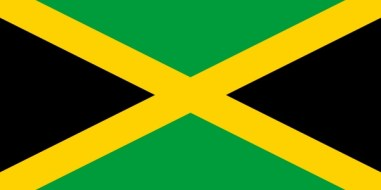 Flag of Jamaica Source: Wikipedia