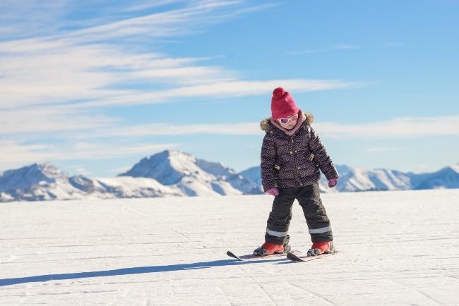 7 Benefits of Skiing for Kids