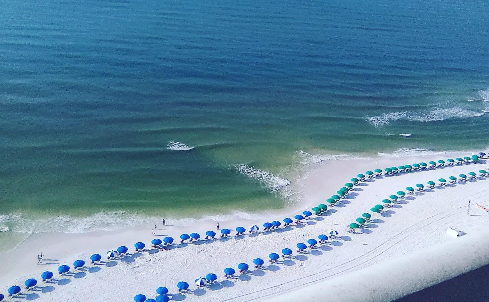 Beach Resort in Destin FL View
