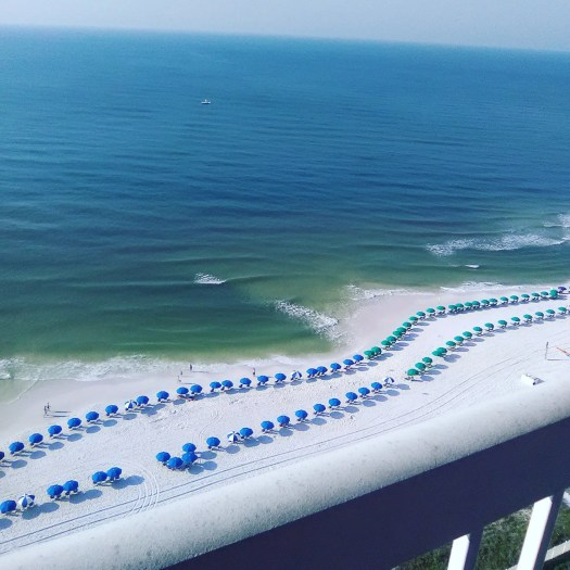 Beach Resort Destin FL View