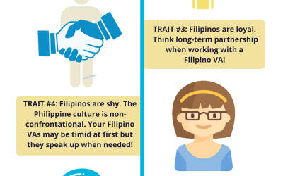 Infographics Fridays: Working With A Filipino Virtual Assistant