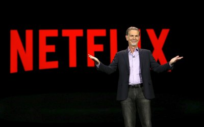 Ingenious Business Insights From Netflix Co-founder Reed Hastings